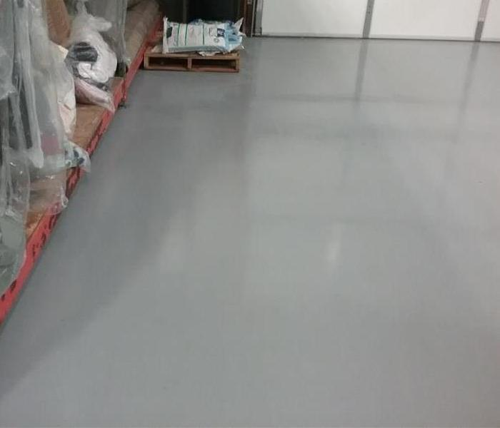 Floor Cleaning After