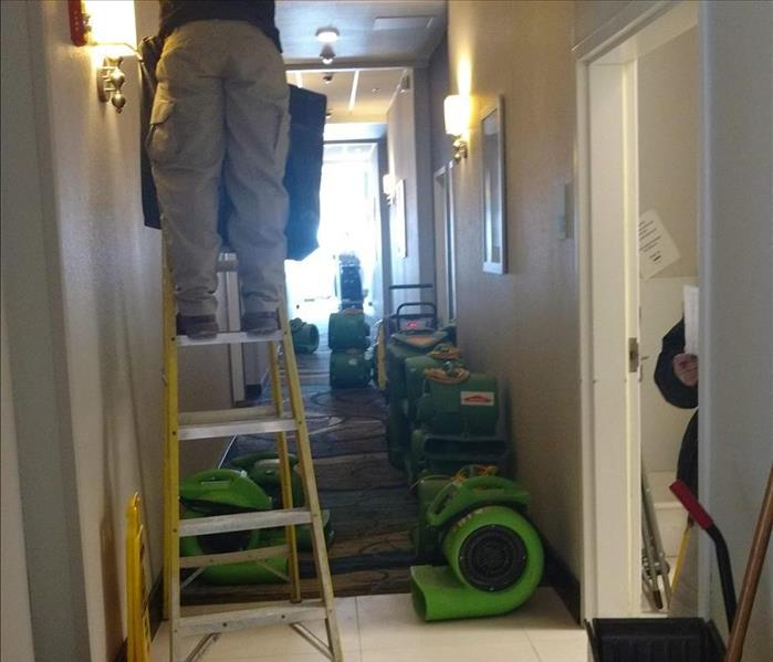Why SERVPRO Why you should call SERVPRO!